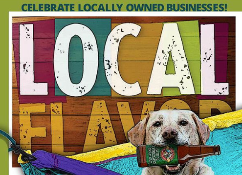 Asheville app, Local Flavor AVL, to celebrate 100 members on Nov. 5 at Highland Brewing
