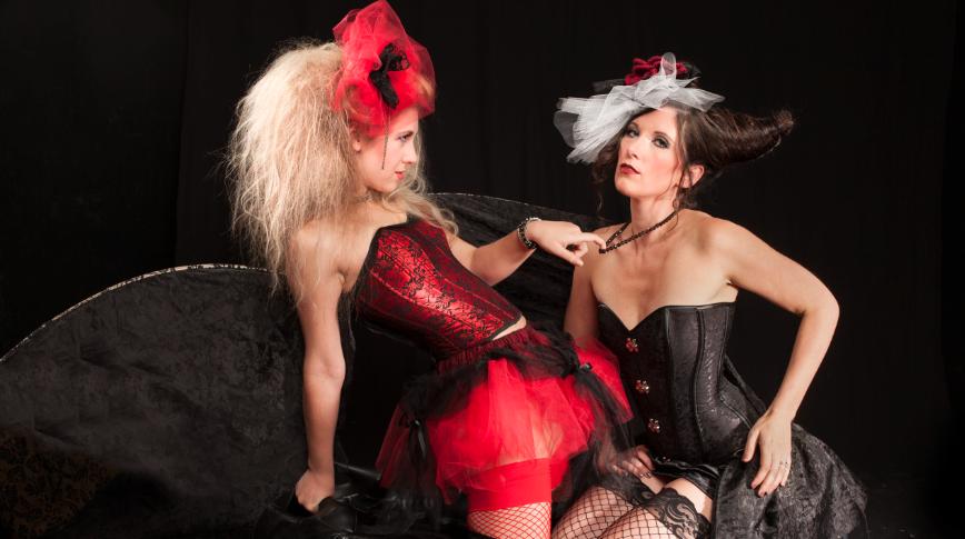 Naughty faeries hit the runway Nov. 15 for Asheville Faerie Arts Festival