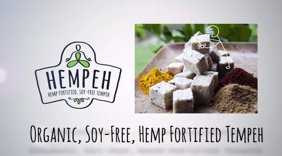 Asheville's Smiling Hara asks public for $20,000 to help it make tempeh from hemp seeds