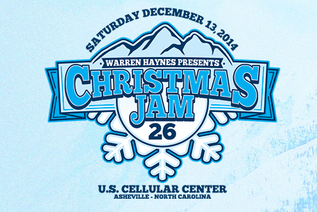 Warren Haynes Christmas Jam 2014: Jason Isbell, The Revivalists, Vince Gill, Bill Kreutzmann
