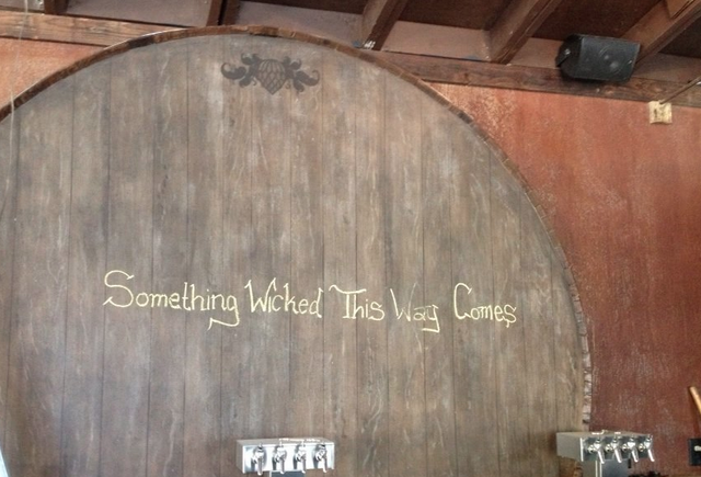 Wicked Weed's new sour beer tasting room, the Funkatorium, to open Friday in Asheville