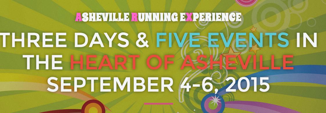 New Asheville half-marathon, other races, announced for September 2015