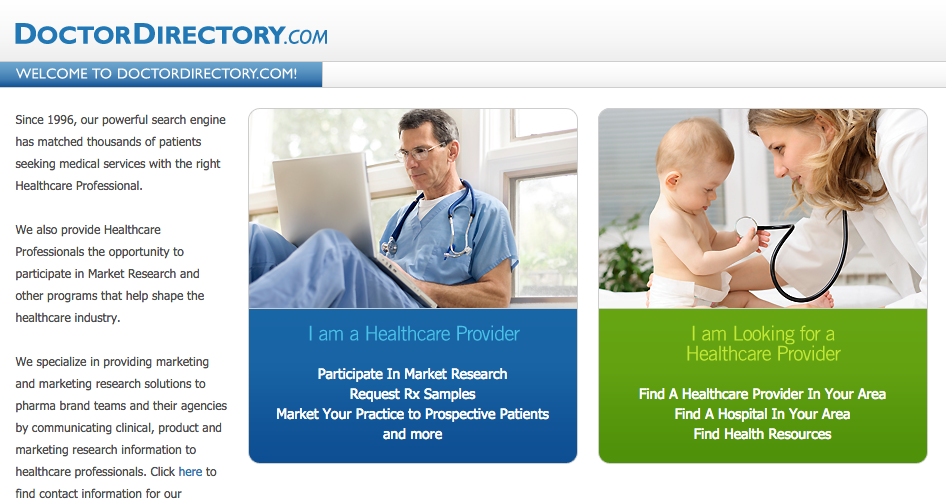 SOLD! Asheville-based DoctorDirectory for $65 million in cash