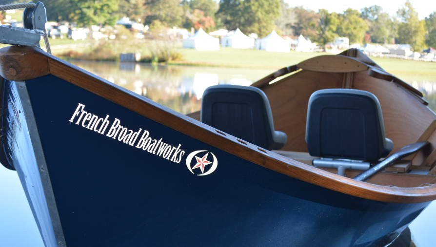 AshevillePocketGuide.com: French Broad Boatworks to launch Asheville wooden boat tour next year