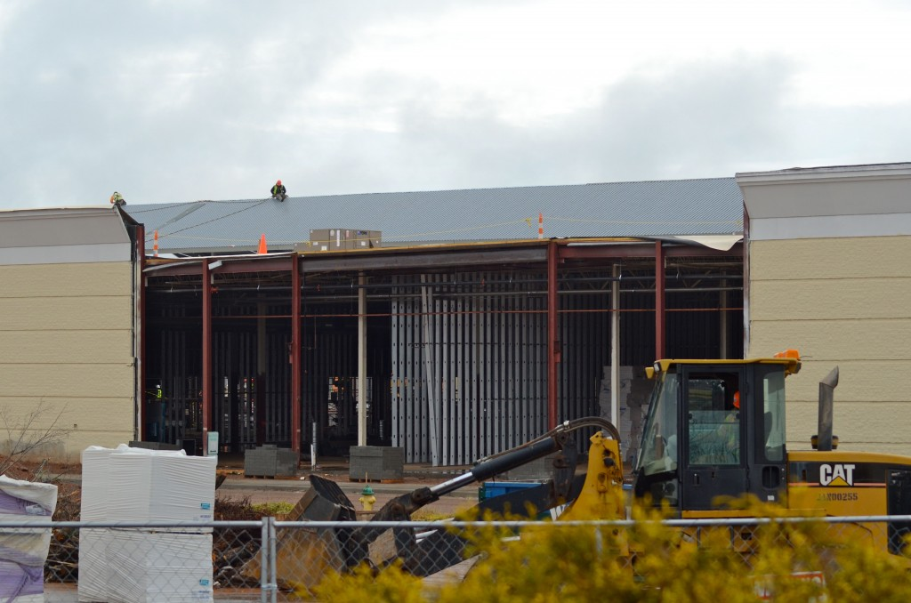 Asheville Outlet Mall >> PHOTOS Construction on new Asheville Outlets center