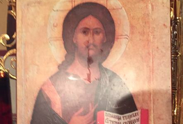Miracle in Fletcher? Rectors at St. Nicholas Russian Orthodox Church claim icon is weeping myrrh
