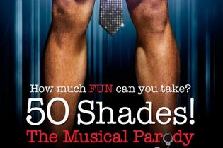 '50 Shades! The Musical Parody' hits Thomas Wolfe Auditorium Jan. 31
