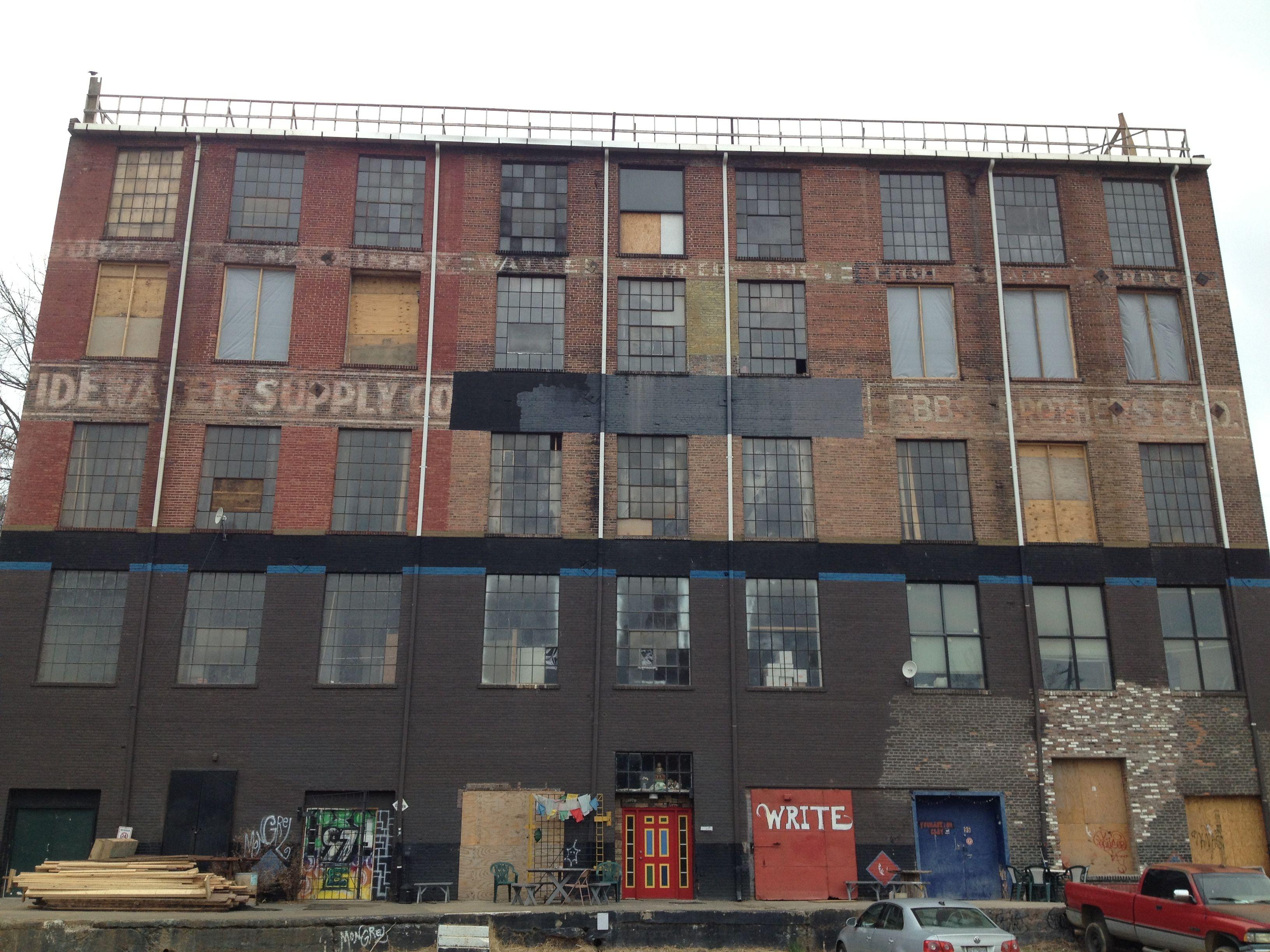 Asheville River Arts District building to feature restaurant, artist studios, rooftop venue