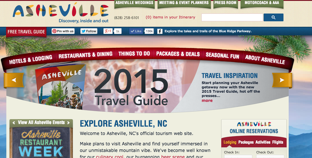 Buncombe County tourism officials prepare to start 2015 grant cycle for tourism grants