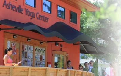 Asheville Yoga Center buys former Femcare clinic, plans major expansion