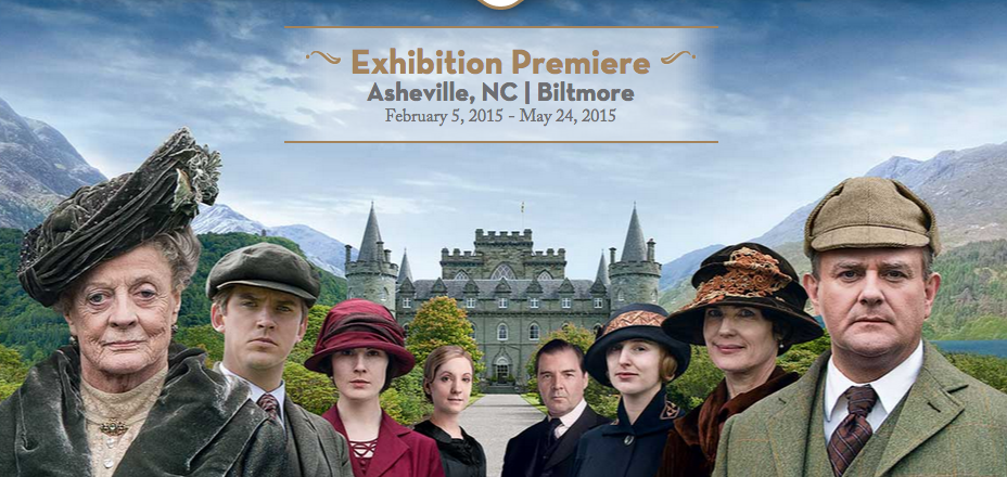 Ashvegas Hot Sheet: 'Dressing Downton' exhibition coming to Biltmore Estate, more