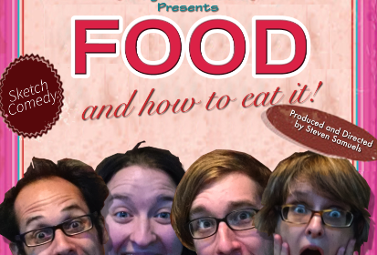 WIN TICKETS To see 'Food and How To Eat It!' at BeBe Theatre in Asheville