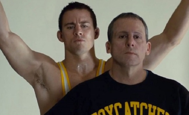 Ashvegas movie review: Foxcatcher