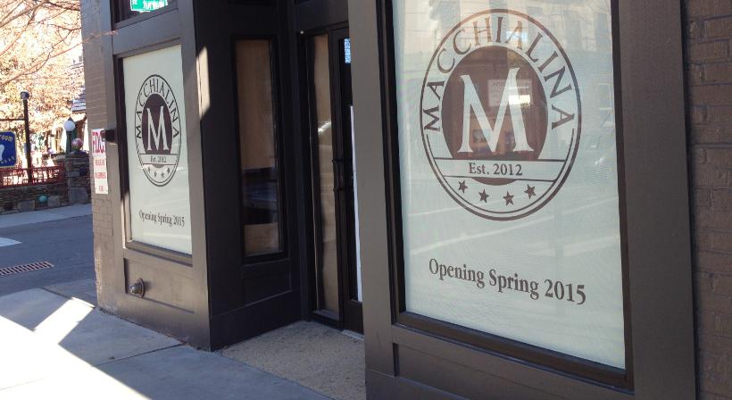Ashvegas Hot Sheet: Macchialina Italian restaurant coming to downtown Asheville in spring, more