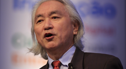 Ashvegas celebrity sighting: Futurist Michio Kaku at Inn on Biltmore