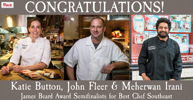 Ashvegas Hot Sheet: Three Asheville chefs make cut for 2015 James Beard Award