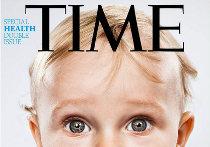 Updated: Babies star in Time magazine photo shoot in Asheville