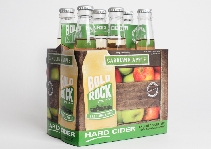 Bold Rock Cider set to begin producing hard cider in Mills River in May