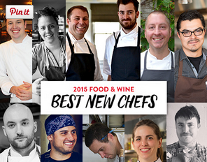 Ashvegas Hot Sheet: Food & Wine names Asheville Chef Katie Button a Best New Chef of 2015