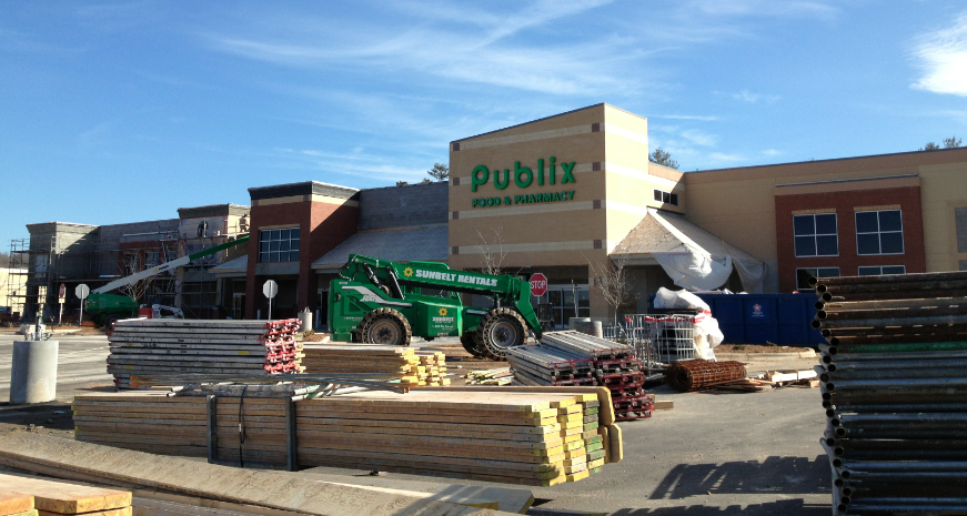 Grocery beat: Is Publix opening second Asheville location?
