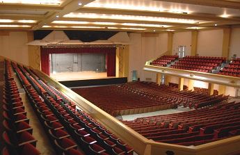 In Asheville, a question revisited: Fix an aging auditorium or build a new performing arts center?