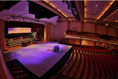 Big show gives glimpse of what renovations could do for Asheville's Thomas Wolfe Auditorium