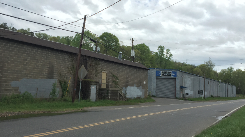 SOLD! Riverside Drive warehouses in Asheville for $2.2 million for new artist studios
