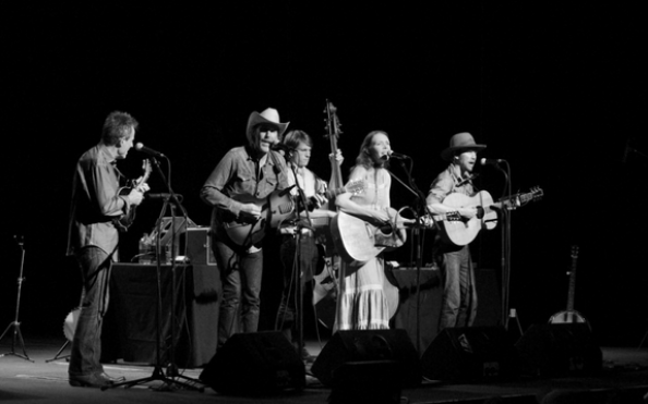 WIN TIX To see Dave Rawlings Machine, Gillian Welch at The Orange Peel in Asheville