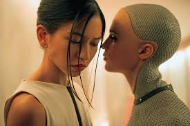Ashvegas movie review: 'Ex Machina'