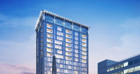 Here's what Asheville's BB&T building will look like as a new luxury hotel