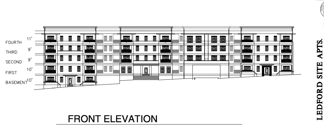 Four-story multi-family development coming to Asheville's South Slope