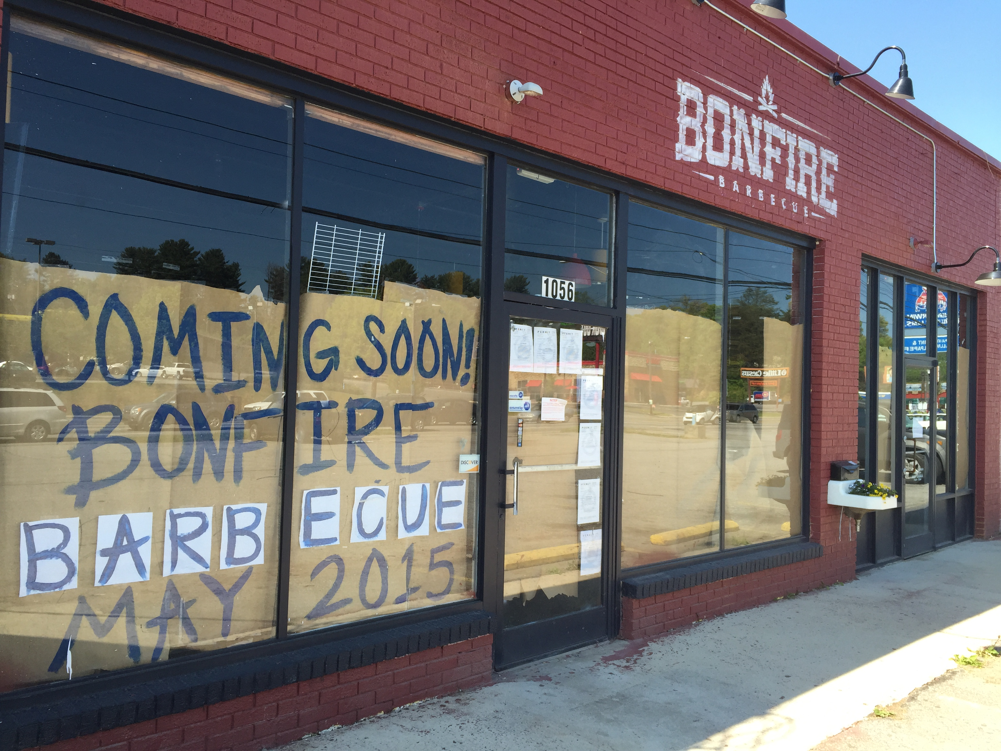 Ashvegas Hot Sheet: Bonfire Barbecue, other Asheville restaurants, prepare to open