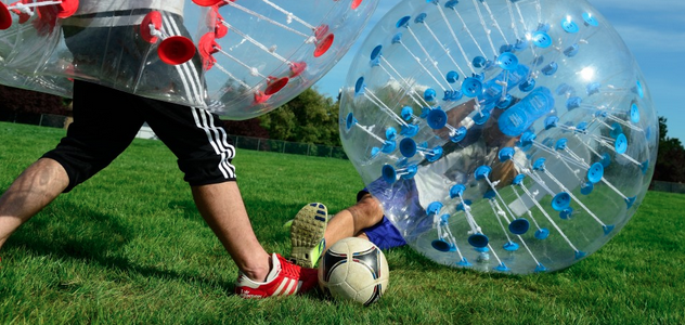 Ashvegas Hot Sheet: Bubble soccer league forming in Asheville