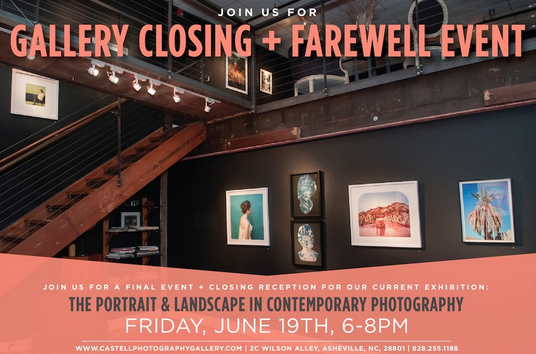 Castell Gallery in downtown Asheville closing; final exhibition to close June 20