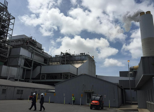 It's lights out for coal in Asheville as Duke Energy announces natural gas power plant
