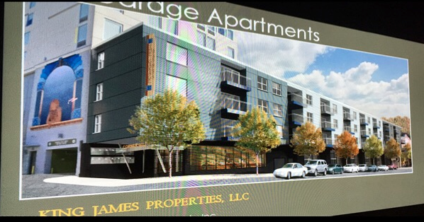 Workforce housing units proposed for downtown Asheville