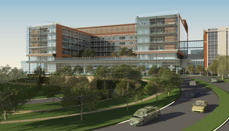 New 12-story Mission Hospital tower gets early approval from Asheville city officials