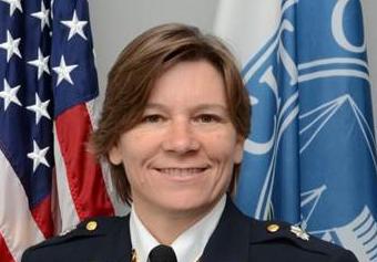 New Asheville police chief: Veteran officer Tammy Hooper
