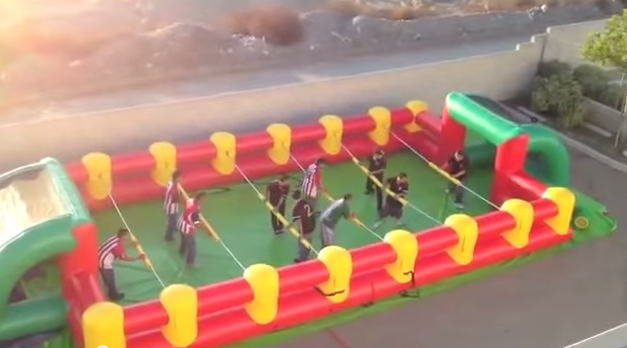 Twin Leaf Brewery to host Asheville's first human Foosball tournament