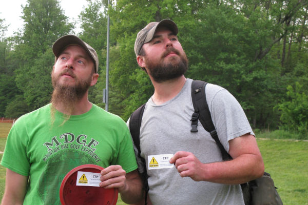 Bangin' Chains: Disc golf doubles round-up at Black Mountain DGC