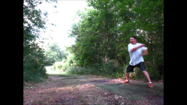 Bangin' Chains: Disc golf singles round-up at Lake Julian DGC