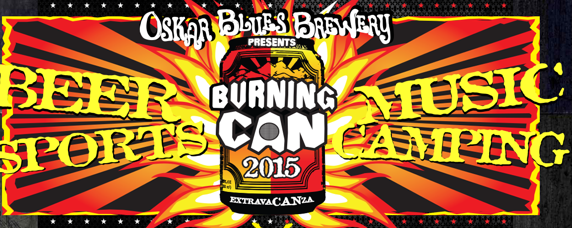 WIN TICKETS To Burning Can beer festival at Oskar Blues in Brevard