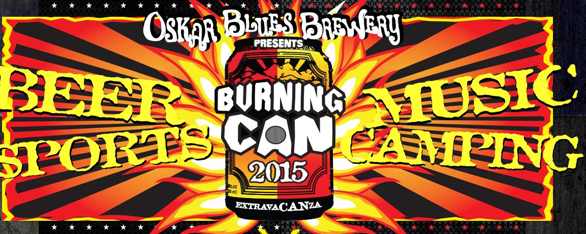 WIN TICKETS To Burning Can beer festival at Oskar Blues in Brevard