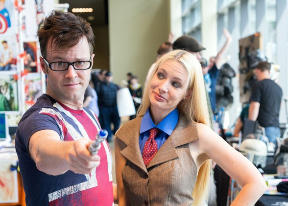 GeekOut 2015: Costumes, celebs, games, programming at UNC Asheville June 6-7
