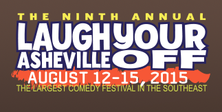 Laugh Your Asheville Off comedy festival set for Aug. 12-15