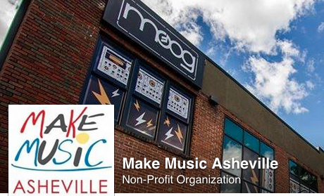 Updated: New music festival, Make Music Asheville, set for June 20-21