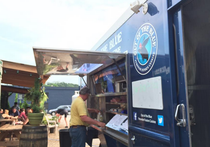 New food truck, Out of the Blue Peruvian, hits streets in Asheville