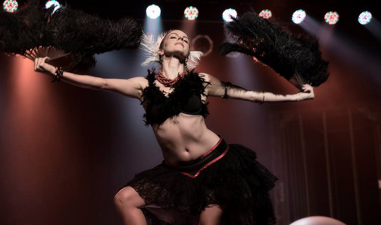 'Tarocco' and its melange of magic, movement wow at the Orange Peel in Asheville