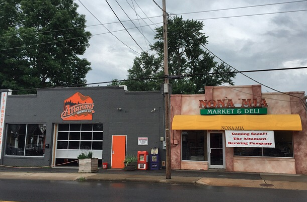Altamont Brewing expanding into next-door space on Haywood Road in West Asheville