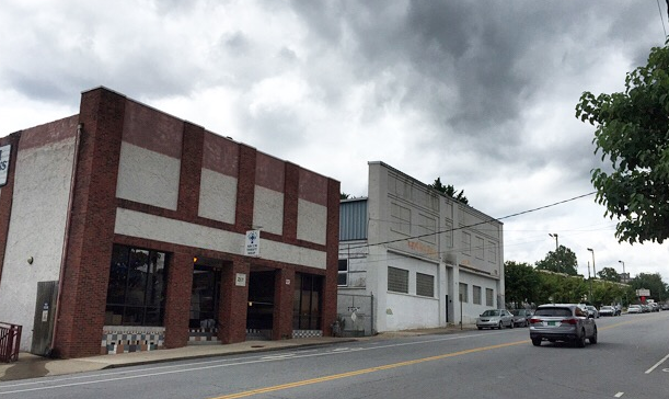 Sold! A pair of buildings on Asheville's South Slope for $1.4 million